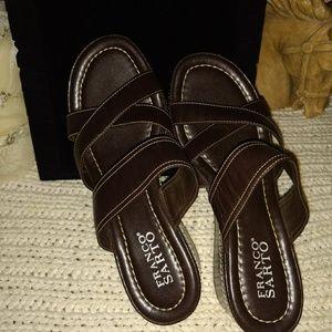 Franco Sarto sandals nwot